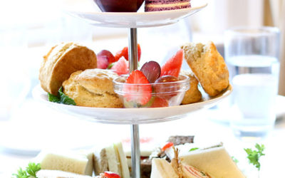Borrel/high tea sailtocht